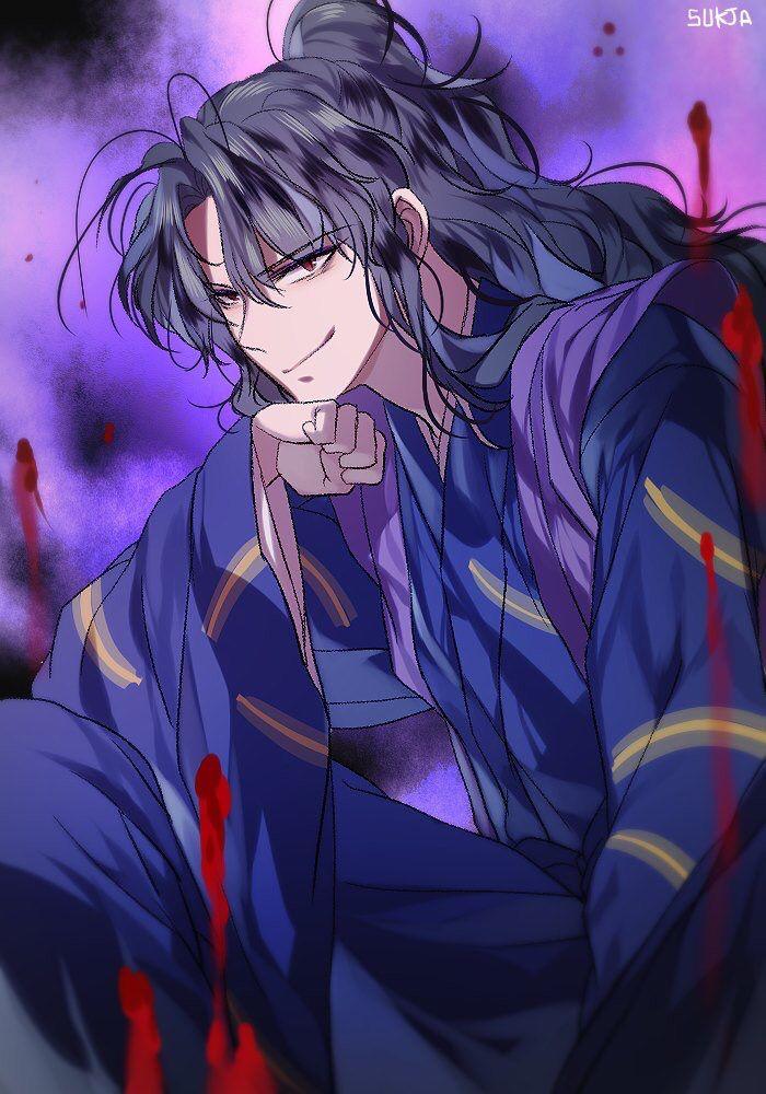 Naraku The Bad Guy In Inuyasha Inuyasha Fan Girling Pinterest