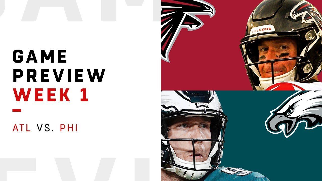 Watch Philadelphia Eagles Vs Atlanta Falcons Nfl Week1 Live Streaming Free On 6 September Eagles Vs Atlanta Falcons Nfl