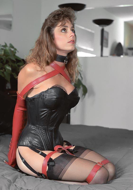 svart dildo bondage tape