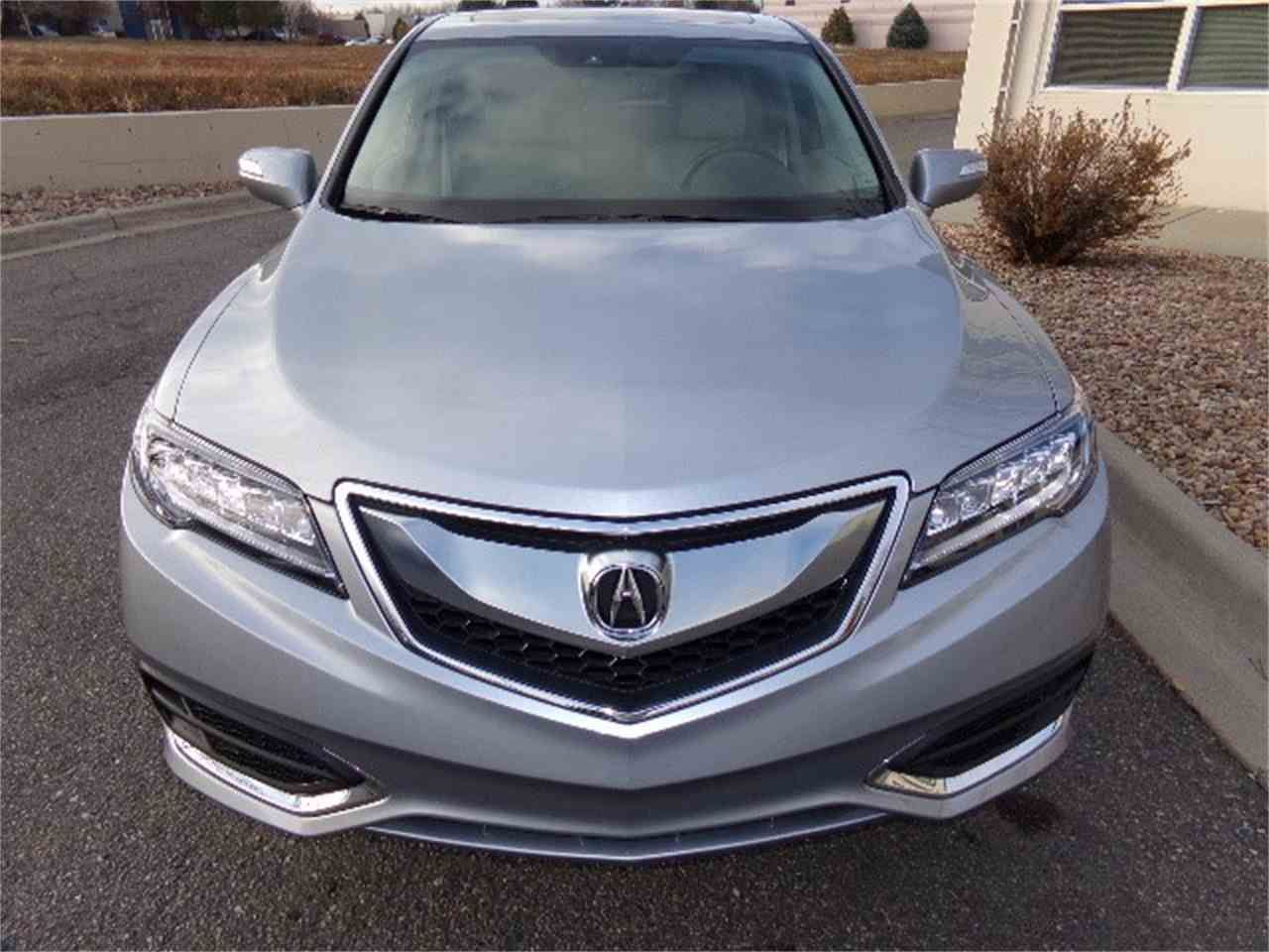 New Car. Old Car: 2017 Acura RDX
