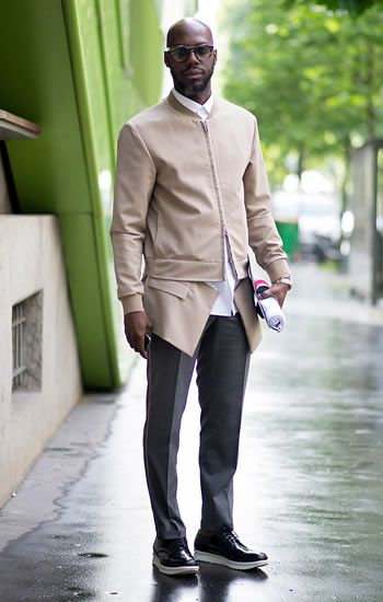 Marcus Paul Mens Street Style Casual Wear For Men Style