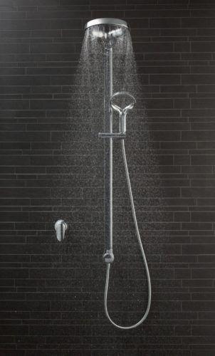 Methven Aurajet Aio Shower System (Chrome)