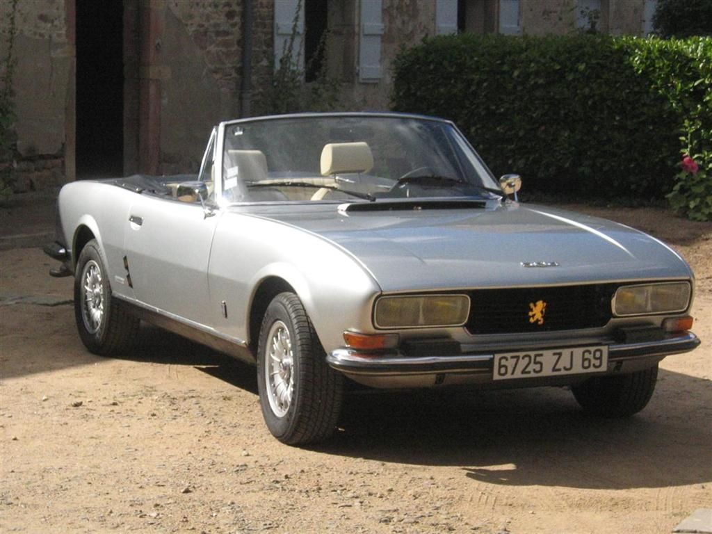 New Peugeot 504 4x4 in 2020 Peugeot, 4x4, Cabriolets