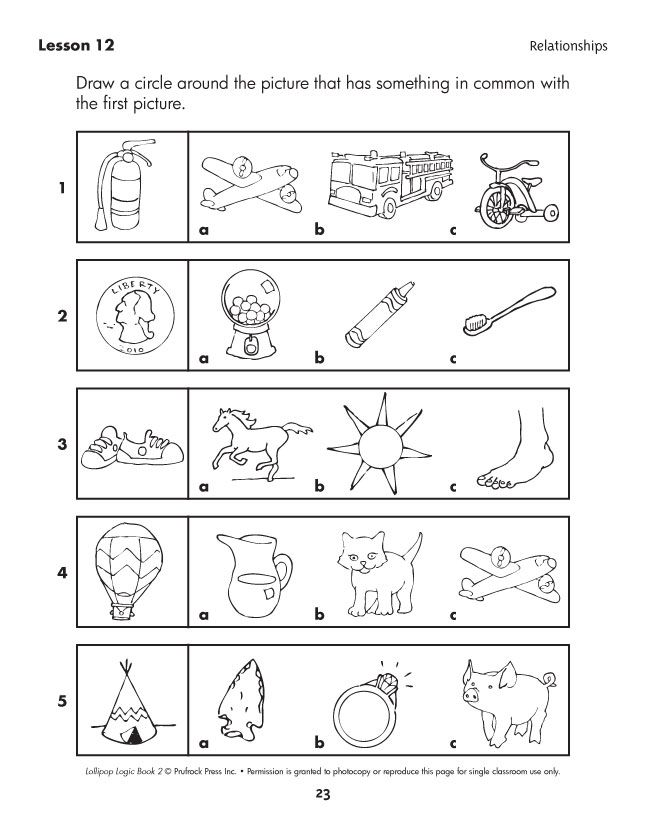 Critical Thinking Worksheets Davezan – Critical Thinking Math Worksheets