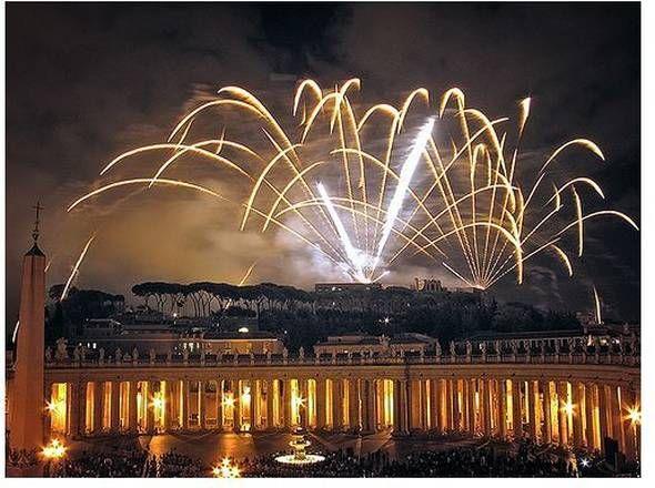 Buon Anno 2015 : Il Vaticano