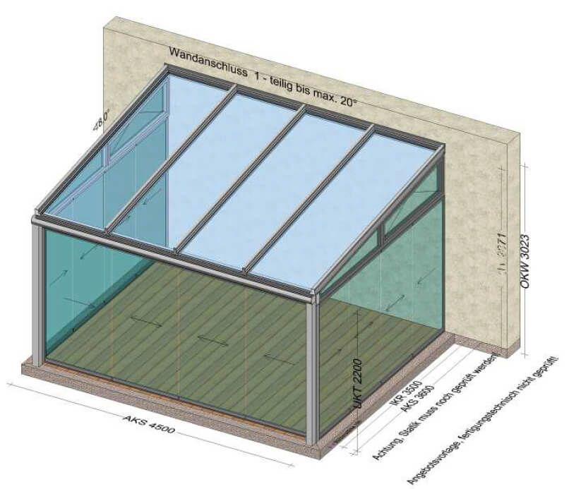 Very Wintergarten Balkonverglasung Kosten Lx98