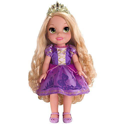Disney Princess Rapunzel Toddler Doll  #DisneyPrincess
