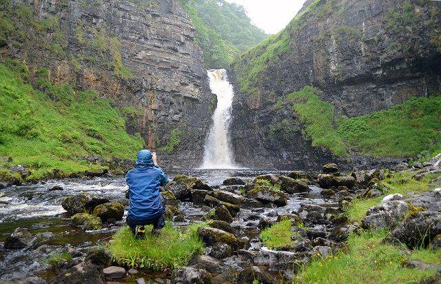 Lealt Falls | billaneenah | Flickr