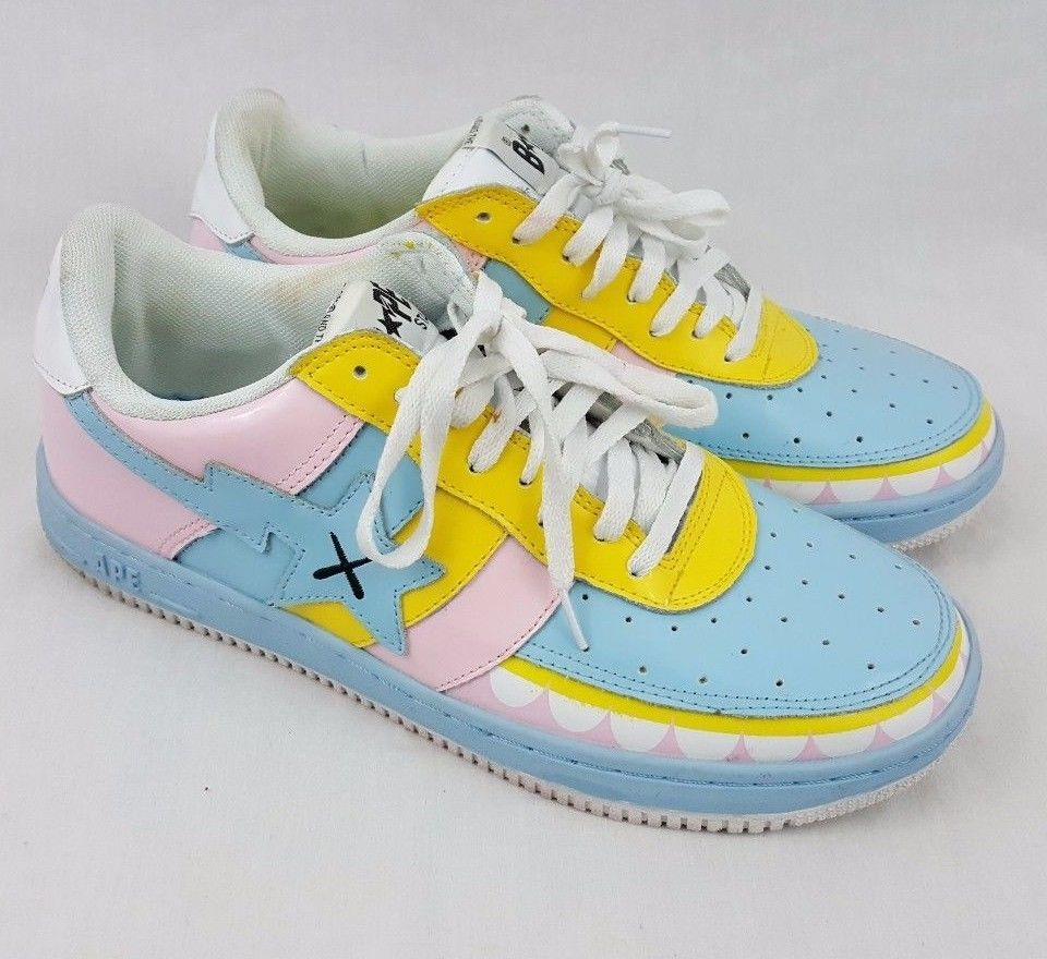 nike air force 1 cotton candy