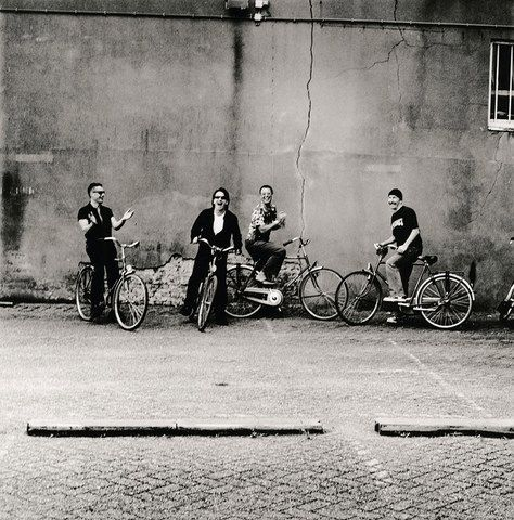 U2, Amsterdam 2001 | Photo by Anton Corbijn