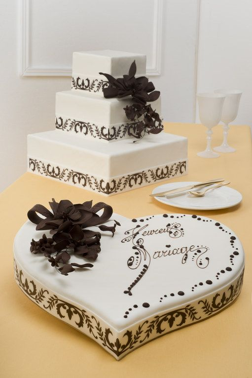 mariage and album on pinterest - Gateau Mariage Romainville