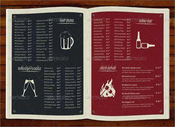 image result for craft cocktail bar menu designs bar menus