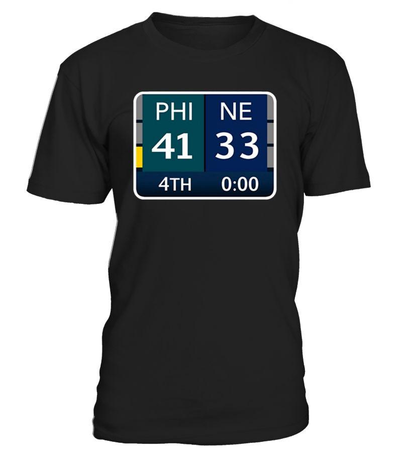 The Eagles Bested The Patriots In Super Bowl Lii 41 33 Philadelphia Eagles Super Bowl Cha