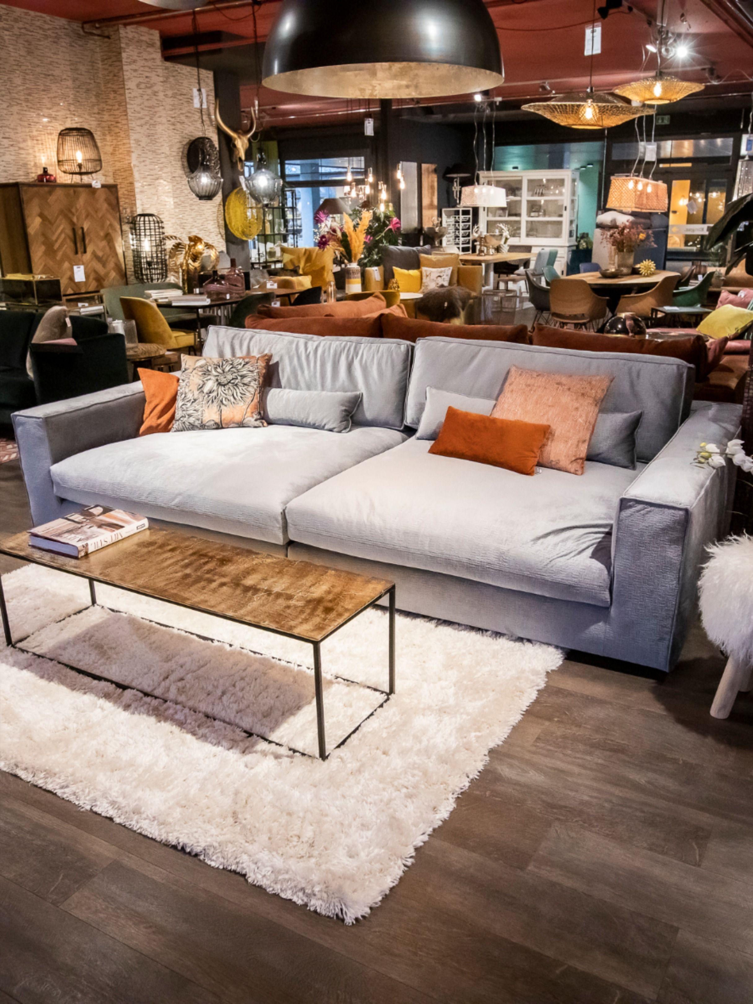 Big Sofa Campo In 2020 Grosse Sofas Retro Sofa Xxl Sofa