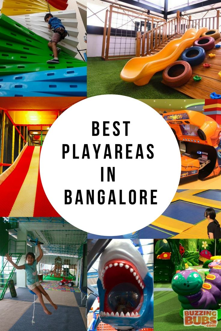 Find The Best Play Areas And Activity Centres In Bangalore Playarea