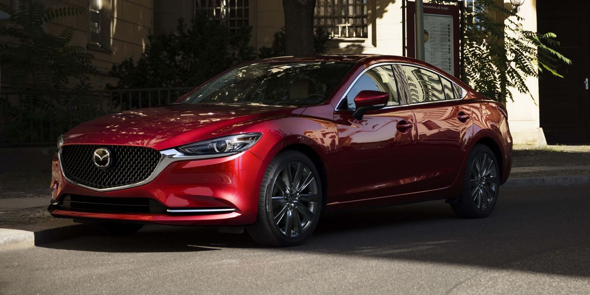 2020 Mazda 6 Pricing Rises Still No Word On Diesel Or Awd Mazda 6 Mazda Cars Mazda