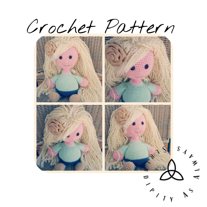 Crochet doll pattern jelly belly dolly crochet pattern crochet crochet doll pattern jelly belly dolly crochet pattern crochet amigurumi doll pattern bankloansurffo Choice Image