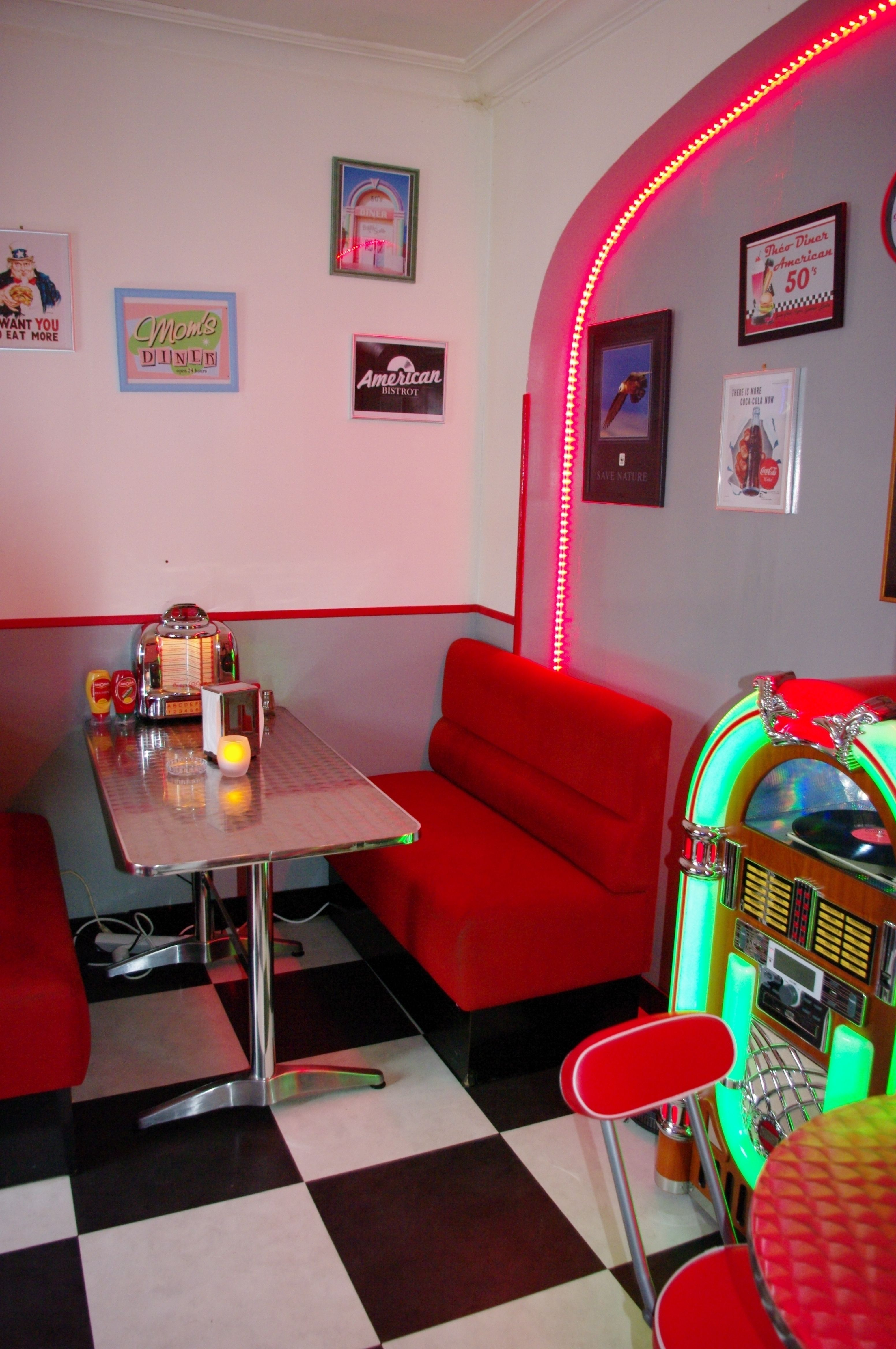 My Dining room diner 50'