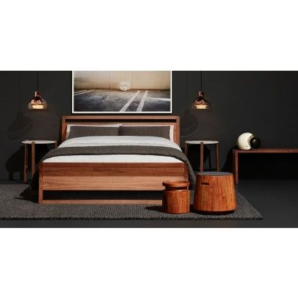 c7e6d5523 Woodrow Full Bed | Joe's Apartment | Modern wood bed, Full bed, King ...
