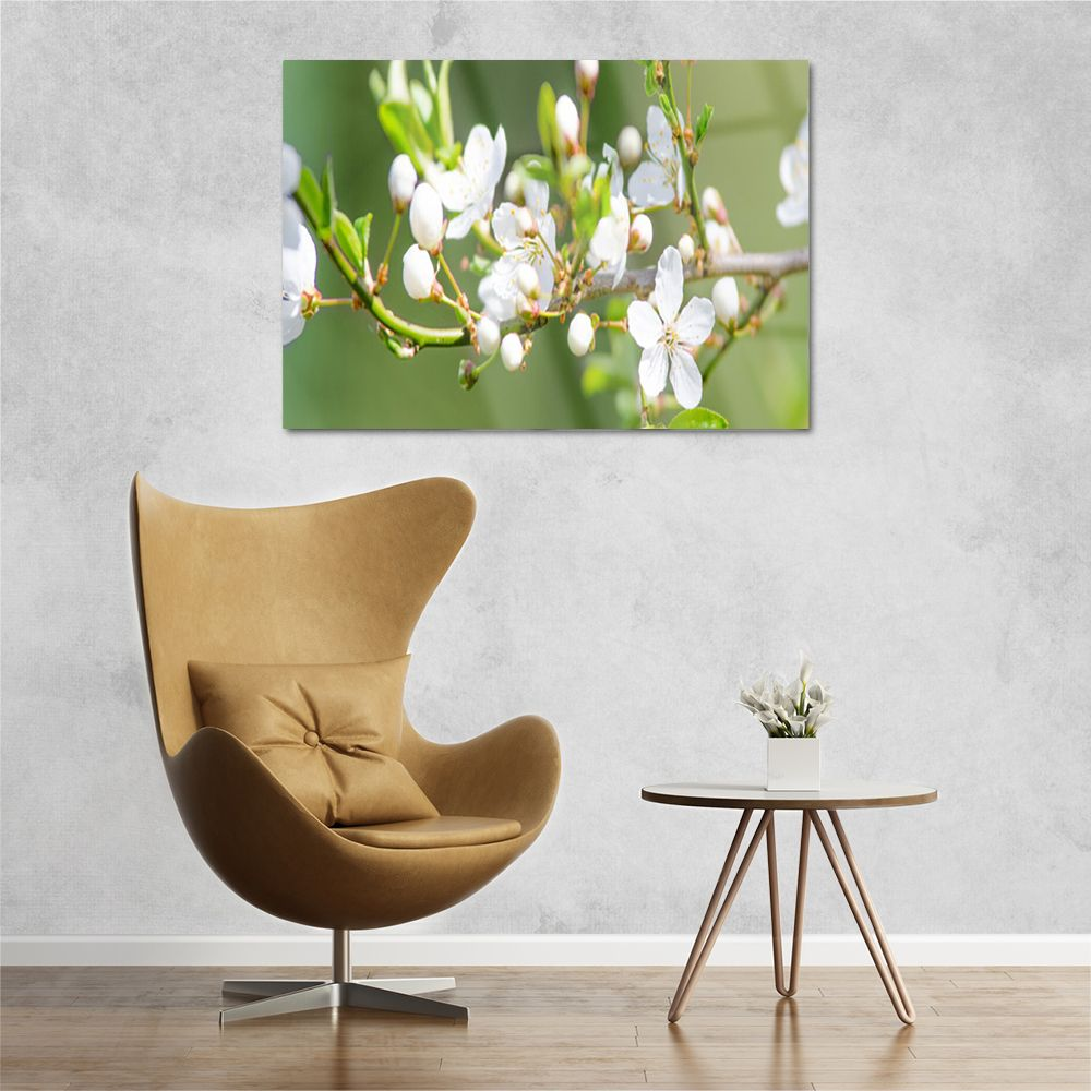 #canvas #canvasart #canvasprint #floral #floralprint #floraldecor #valentines #sakura #cherry #valentinesday #walls #murals #love #lovedecor #loveisallineed