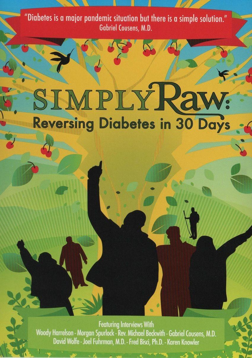 raw diet diabetes 30 day