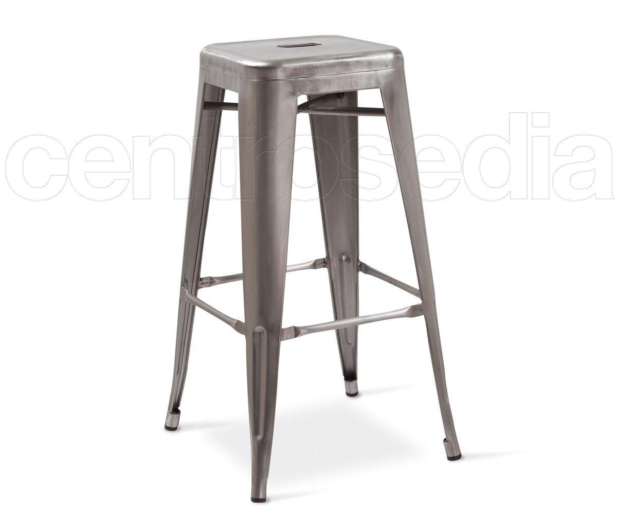 Castore sgabello alto metallo trasparente kitchens pinterest