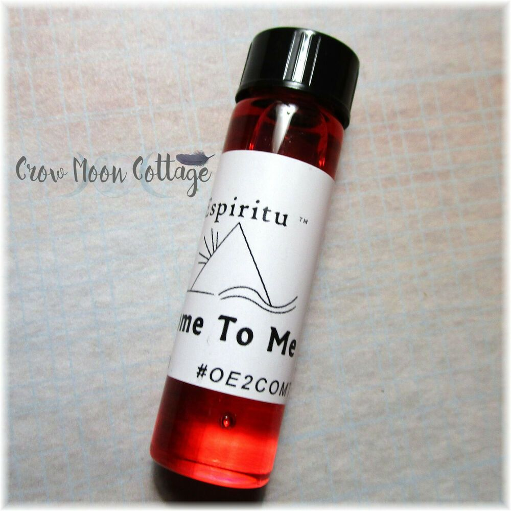 Come to Me Oil ~ 2dr Bottle ~ Wiccan Witch Spell Supplies