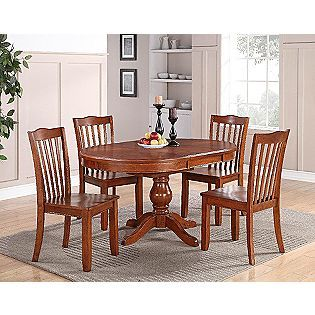 Sears -Pedestal Dining Table