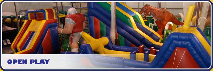 Supergames Inflatables Things To Do With Kids In Columbus