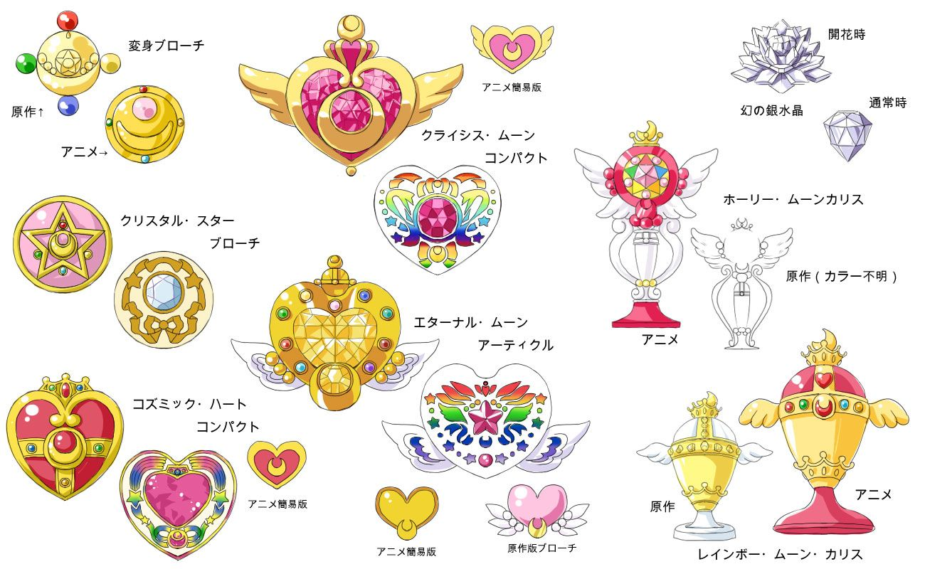 Sailor Moon Sailor Moon Brooch Sailor Moon Tattoo Sailor Moon Wallpaper It was given to usagi by luna in episode 1 of the anime and act 1 of the manga and crystal. sailor moon brooch sailor moon tattoo