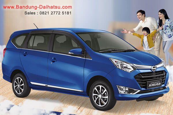 Spesifikasi Harga Daihatsu Sigra Di 2020 Daihatsu Mobil