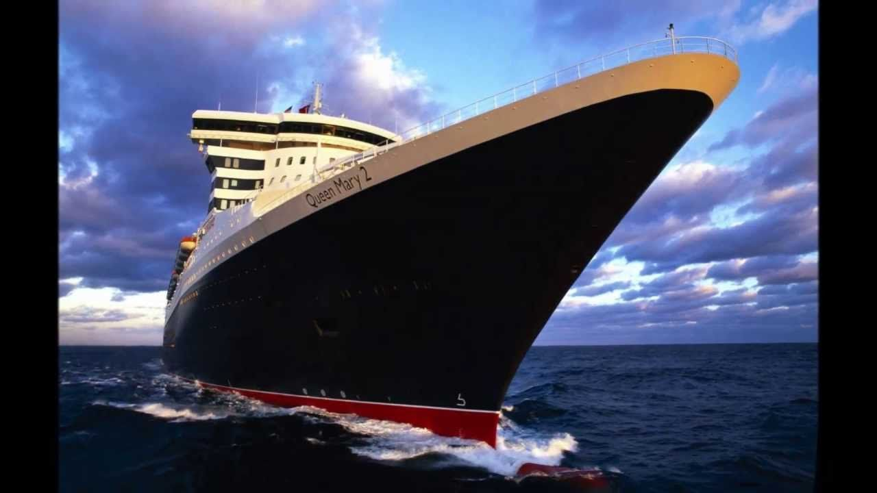 The History Of The Ocean Liners Schepen Pinterest History - Biggest cruise ships in history