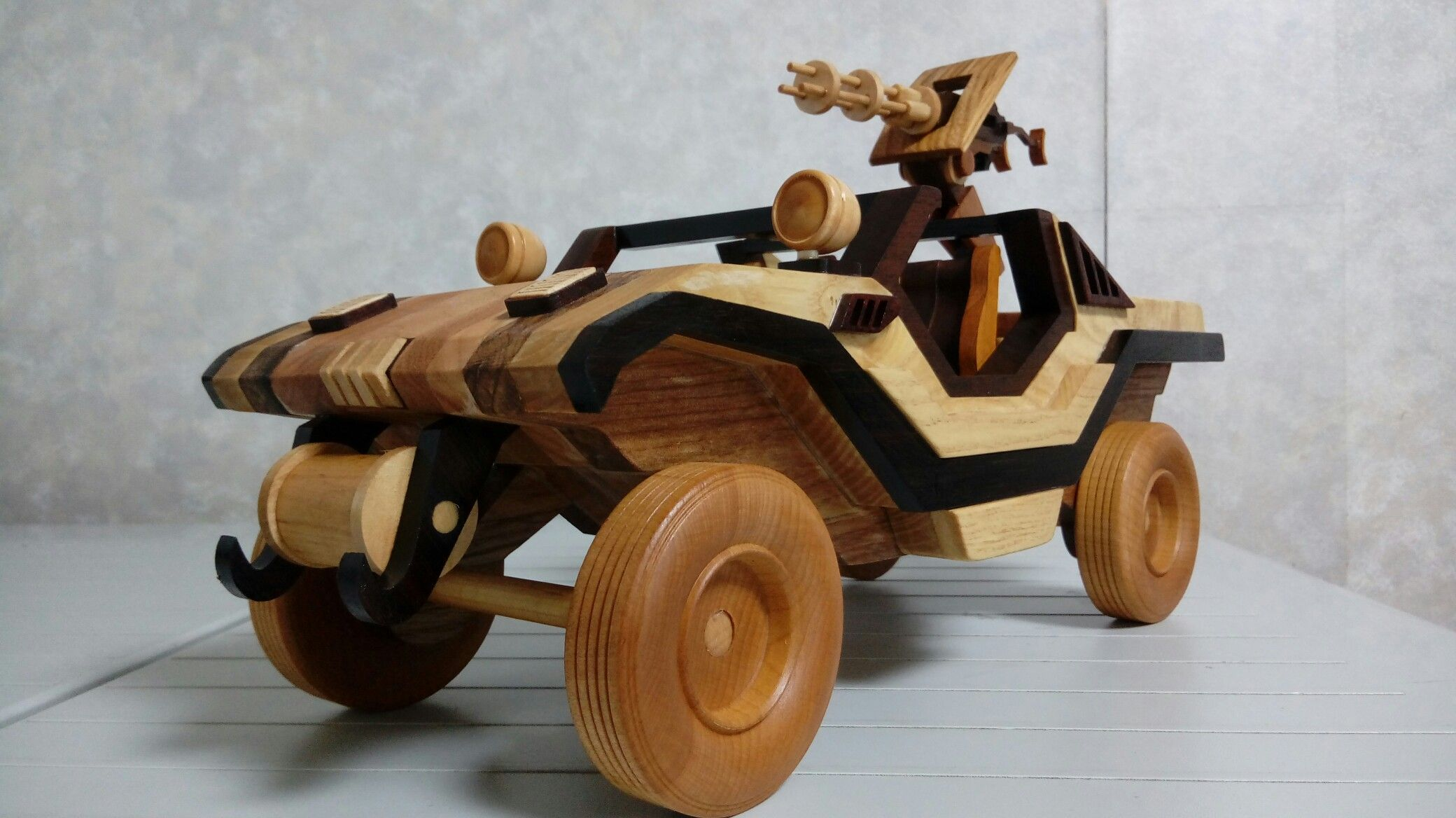 halo warthog jeep | my plan sets madeother people | wood