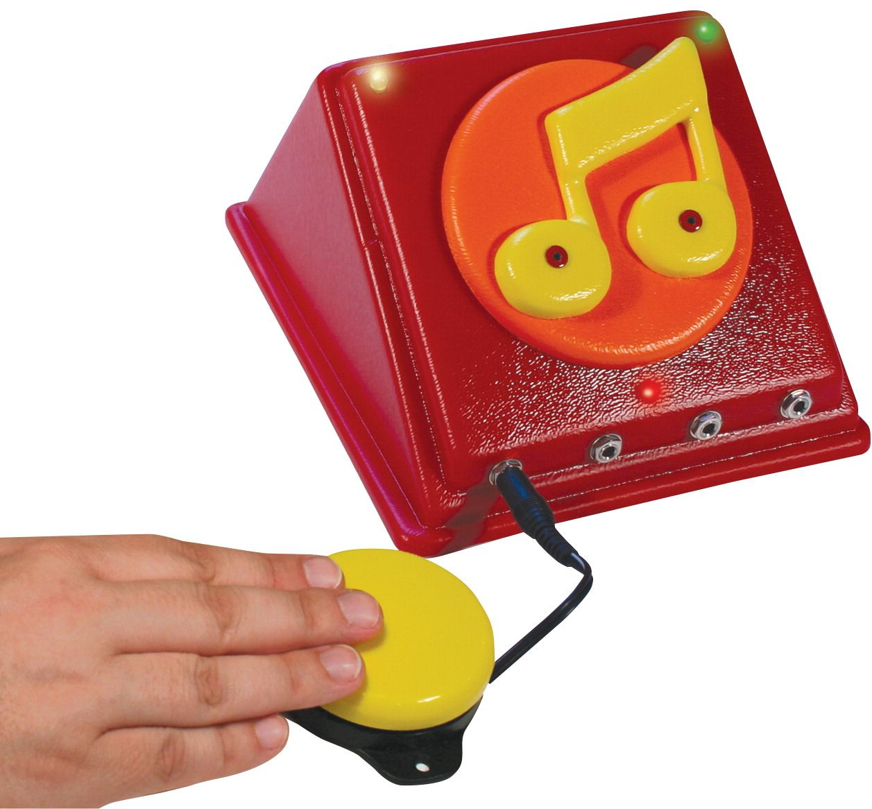 Enabling Devices Music Box Adapted Toy 5 In L X 5 In W X