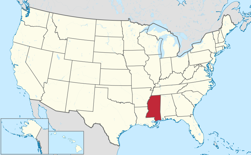 Mississippi In United States Map My Birth Place I Miss So - Map of pipeline bursts in us