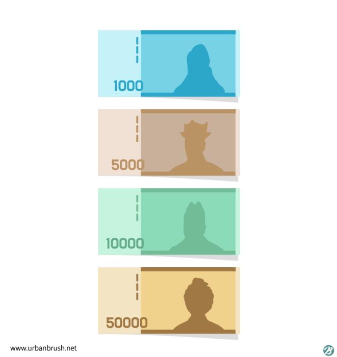 한국돈 일러스트 Ai 무료다운로드 Free Korean Money Vector 이미지 사용약관 확인 및 소스 다운로드는 어반브러시 홈페이지를 이용하세요 어반브러시 무료일러스트 일러스트레이션 디자이너타미 이미지소스 일러스트아이디어 패턴 배너 카드 독특한