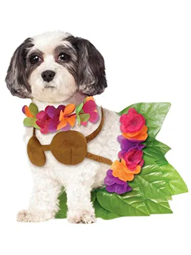 Rubies Hula Girl Pet Costume, Large Best Suggestion Online Pet Retail Products – Dogs , Cats, Birds, Fish, Horses