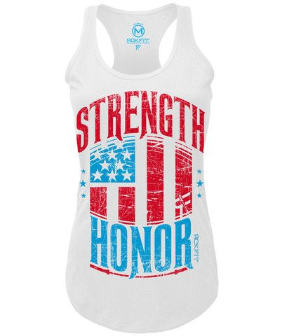 Memorial Day is right around the corner.  That means will be doing MURPH.  Pick up this great patriotic tank.  Use promo code warriorfit to receive 10% off your purchase.   www.weekendwarrior.fit