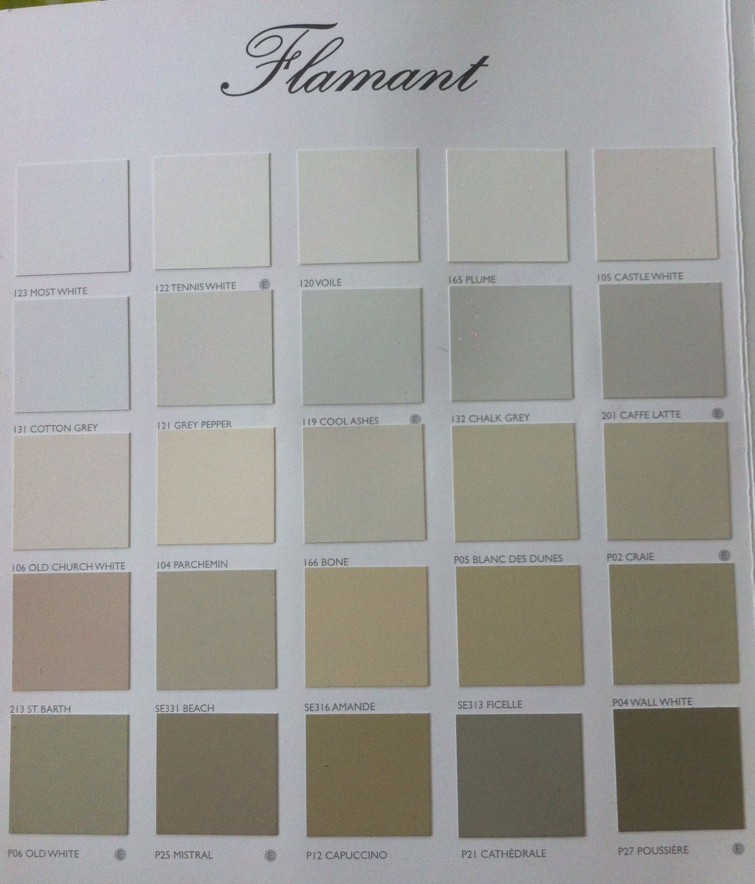 Belgian Interiors From Flamant Paint Colors How To