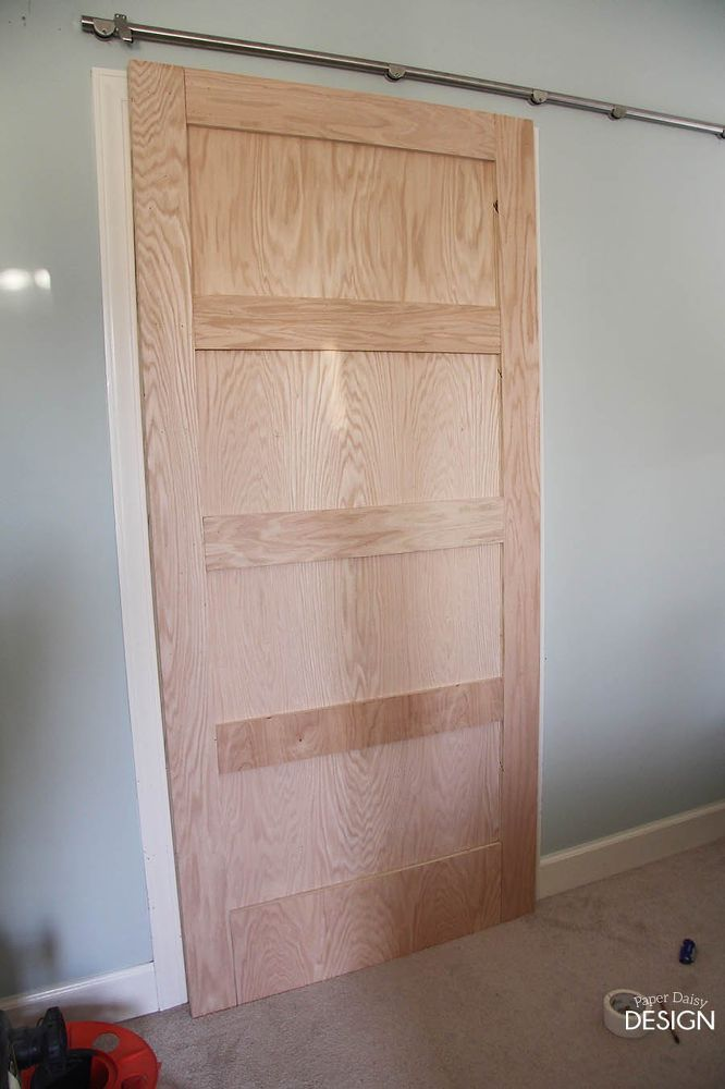 Modern Barn Doors Solution For Awkward Spaces Interior Barn Doors Diy Barn Door Interior