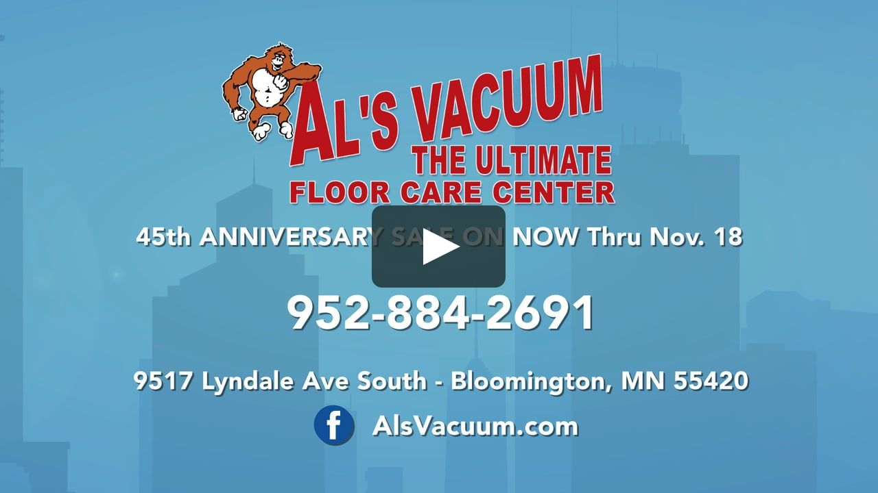 Join Us Tuesday 7 Pm Cst Live On Facebook As We Feature What The Star Tribune Refers To As The Nordstrom Of Vacuums Al S Vacuu Word Out Vacuums Told You So