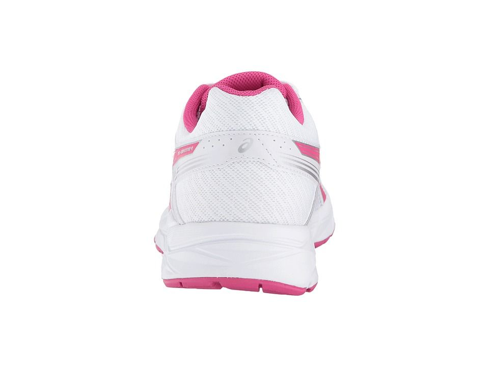 ASICS à GEL Contend pour 4 Chaussures de course/ à pied pour femme Blanc/ Rose Paon/ Argent 425022b - mwb.website