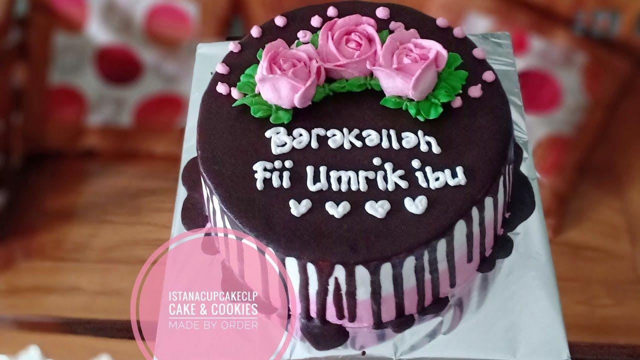 Tutorial Menghias Cake Mudah Cepat Youtube Cake Easy Cake Girl Cakes