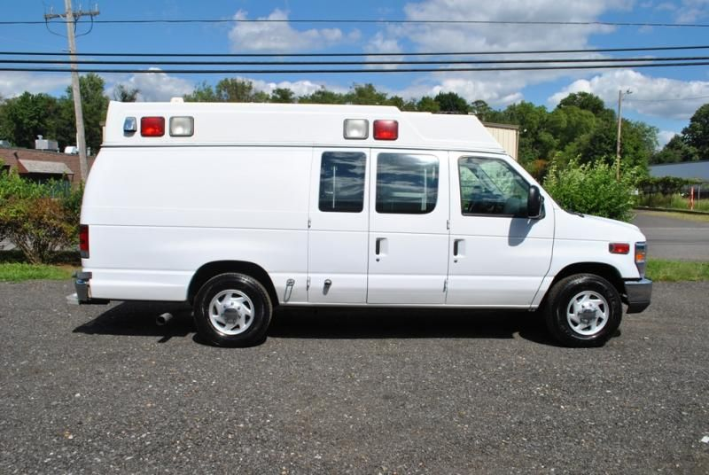 Used Ambulances For Sale | Used Ambulance Type-II E350 2008