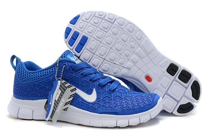 new style a2dd5 bd004 Nike Free 6.0 Spiderman Breathable Mens Shoes Blue