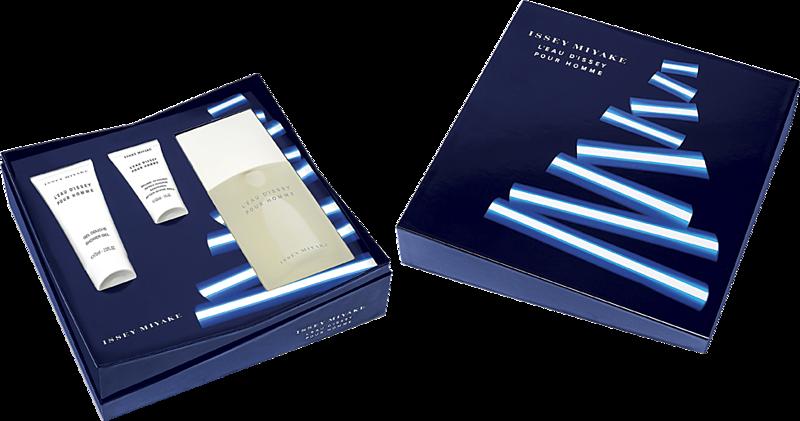 Issey Miyake L'Eau D'Issey Pour Homme Eau de Toilette Gift Set 75ml #Christmas #Escentual