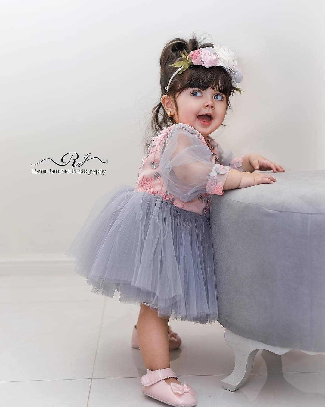 1 Baby Girl Party Dresses Kids