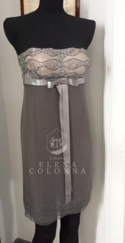 bf2d3e9a9edd Alta moda sartoriale Napoli. Le creazioni di L Atelier Elena Colonna non  solo per la sposa  abiti da sera