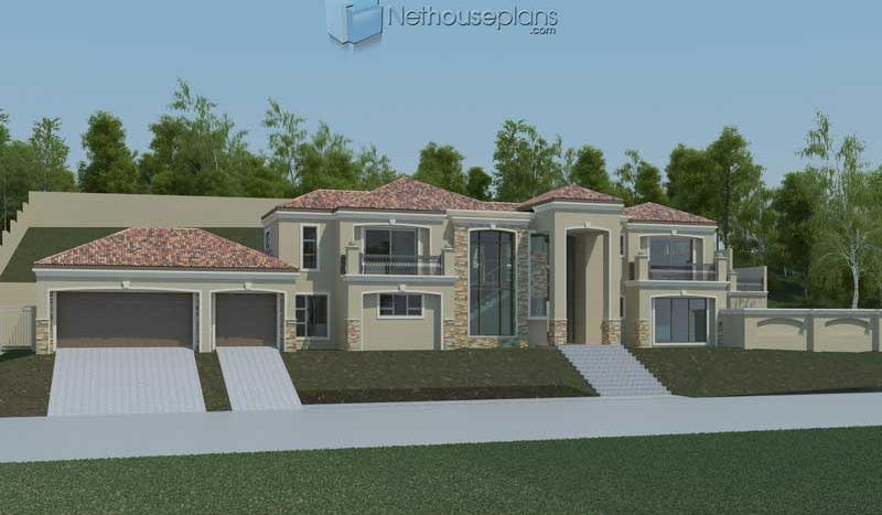 5 Bedroom House Plans South Africa House Designs Nethouseplansnethouseplans In 2020 House Plans South Africa 5 Bedroom House Plans House Plans