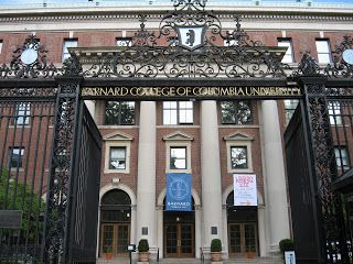 Barnard College #NYC Annie's soon-to-be new home    Barnard